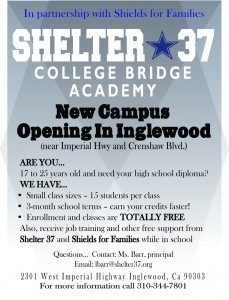 College Bridge Academy Flyer