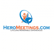 HeroMeetings.com Logo