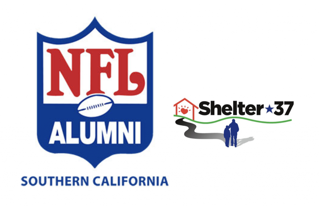 NFL Alumni SoCal and Shelter37